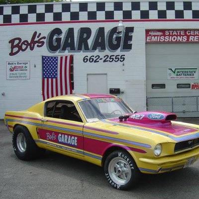 Bob's Garage Inc.