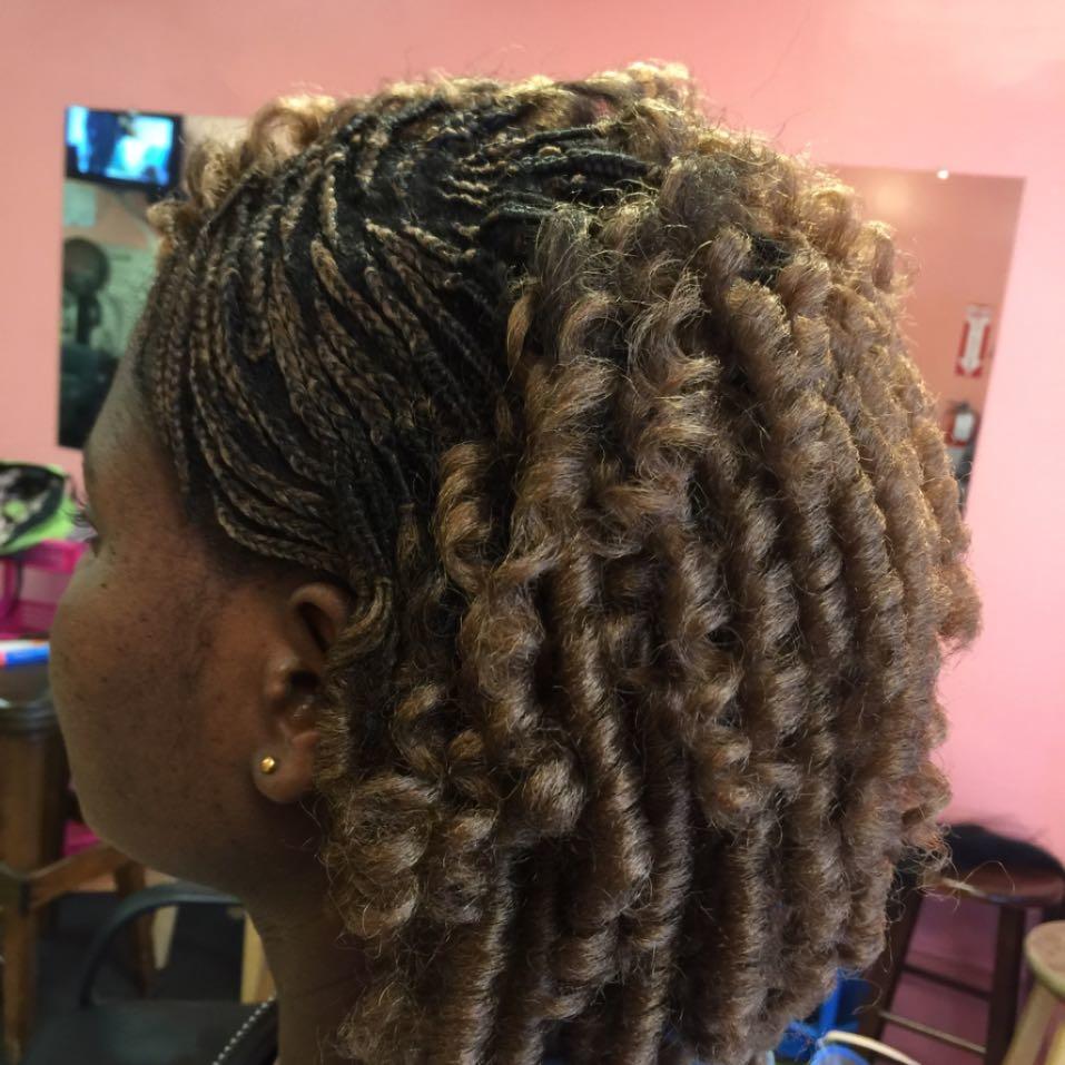 Aisha Hair Braiding image 60