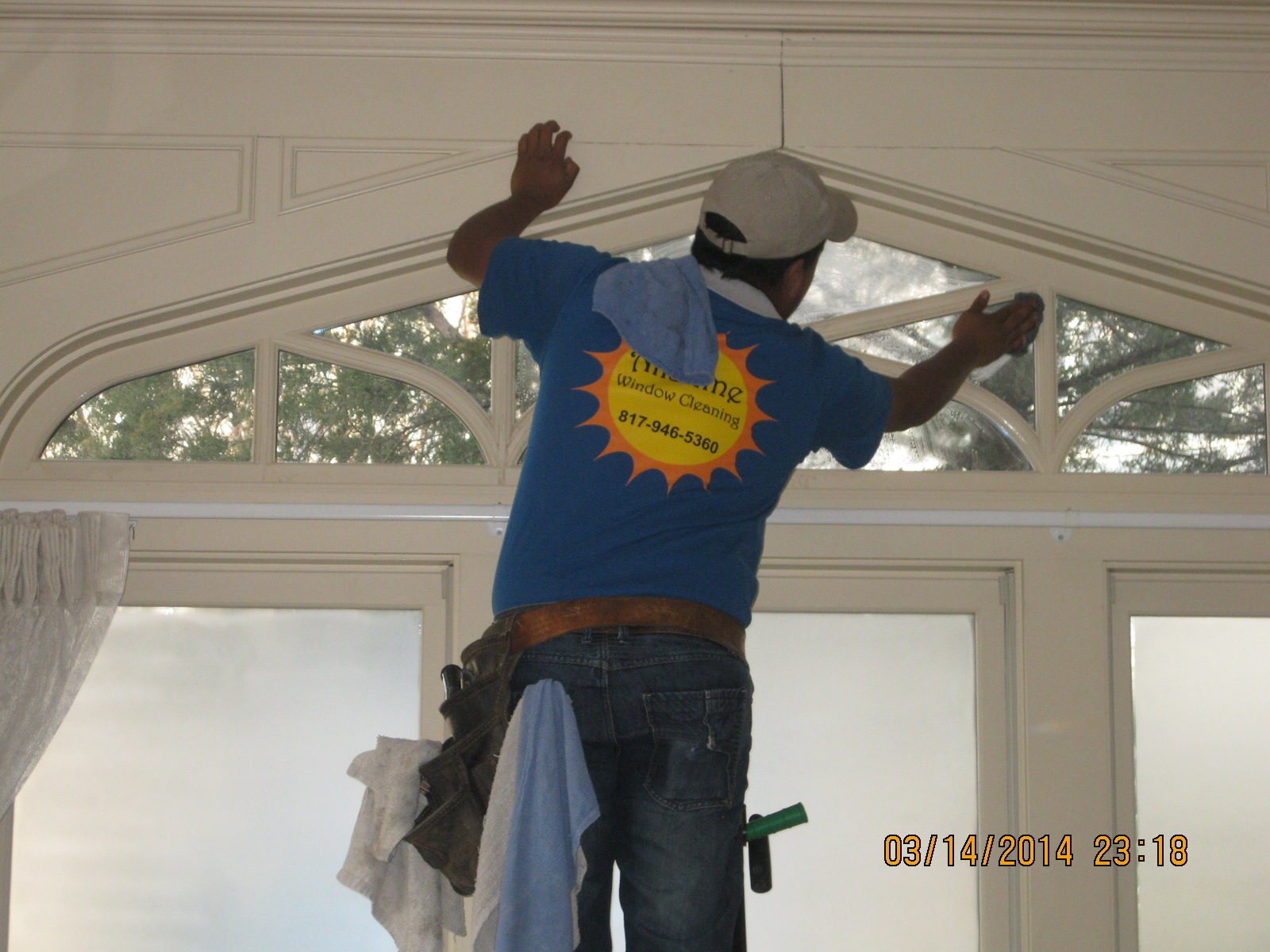 Allshine Window And Gutter Cleaning Business Profile