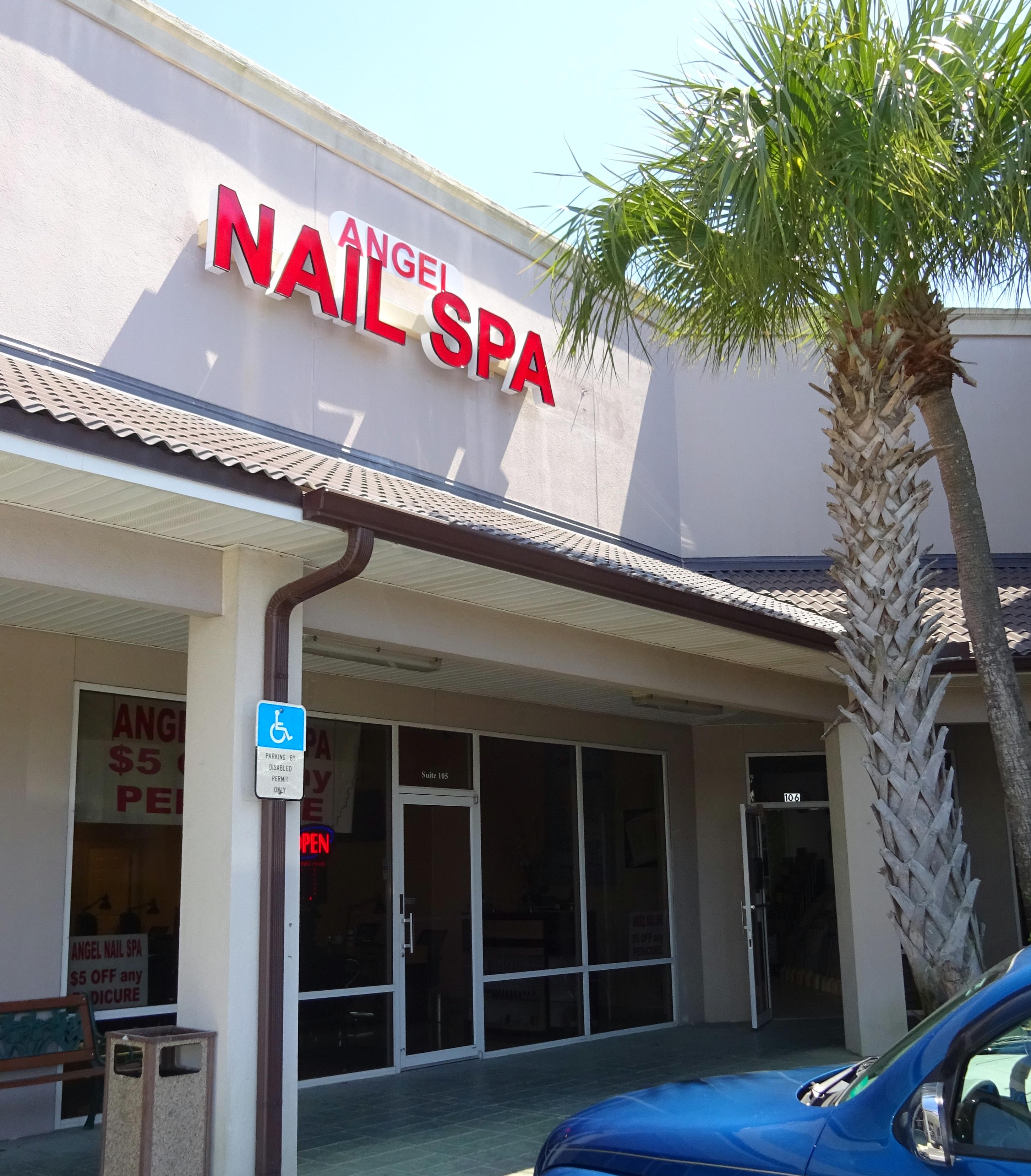 Angel Nail Spa Printable Coupons And Savings 12273