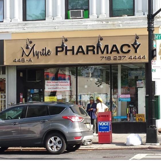 Myrtle Pharmacy Inc