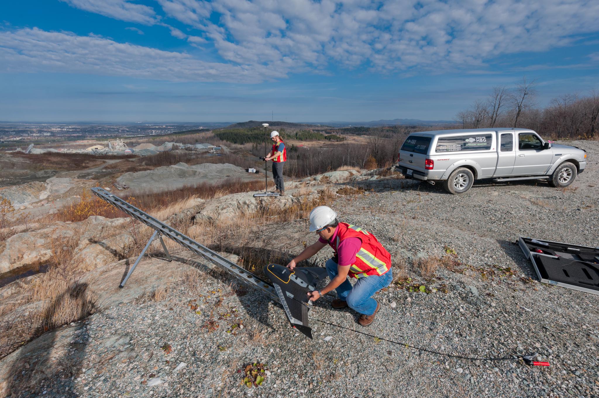 Groupe HBG arpenteurs-géomètres à Magog