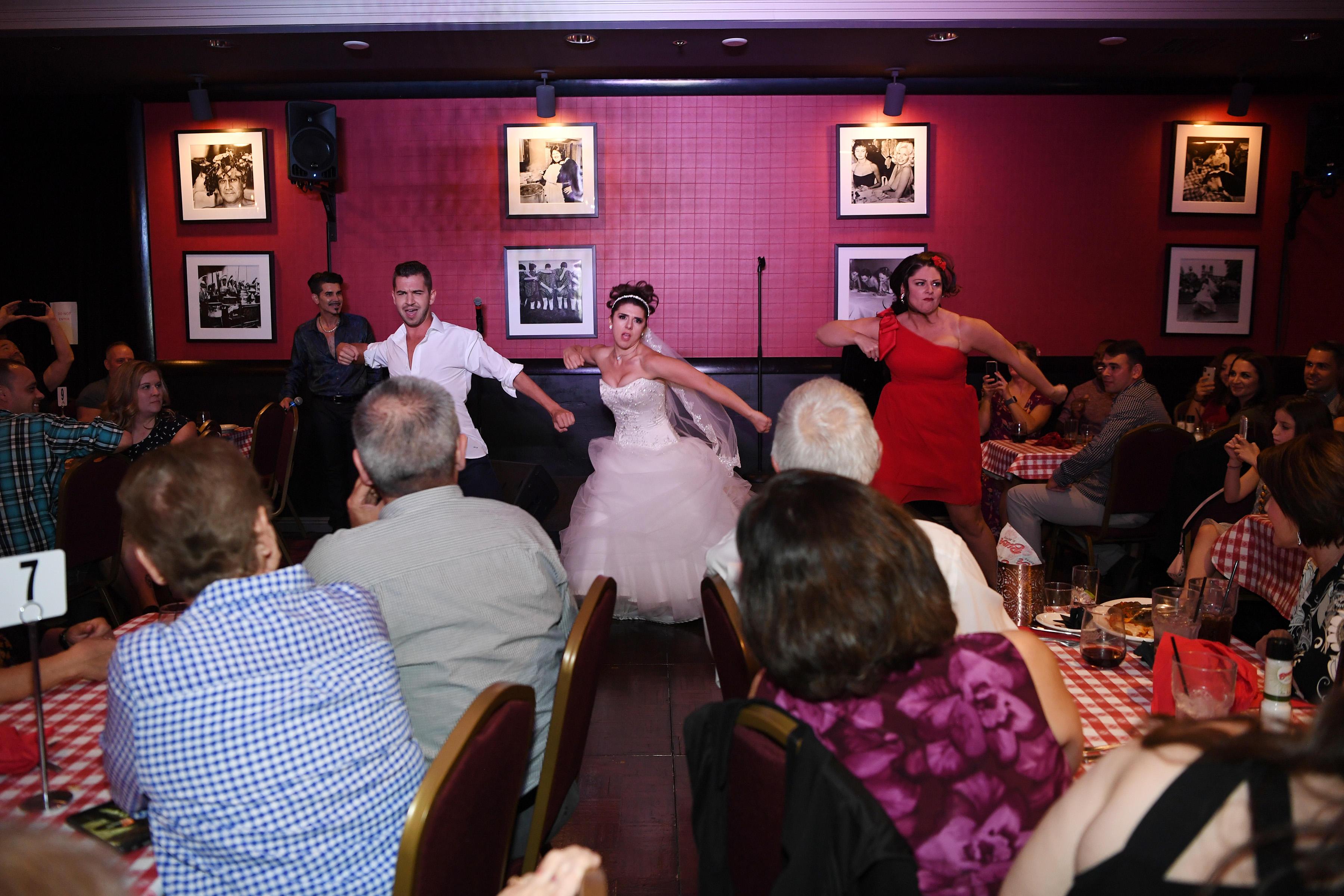Tony N Tinas Wedding In Las Vegas Nv