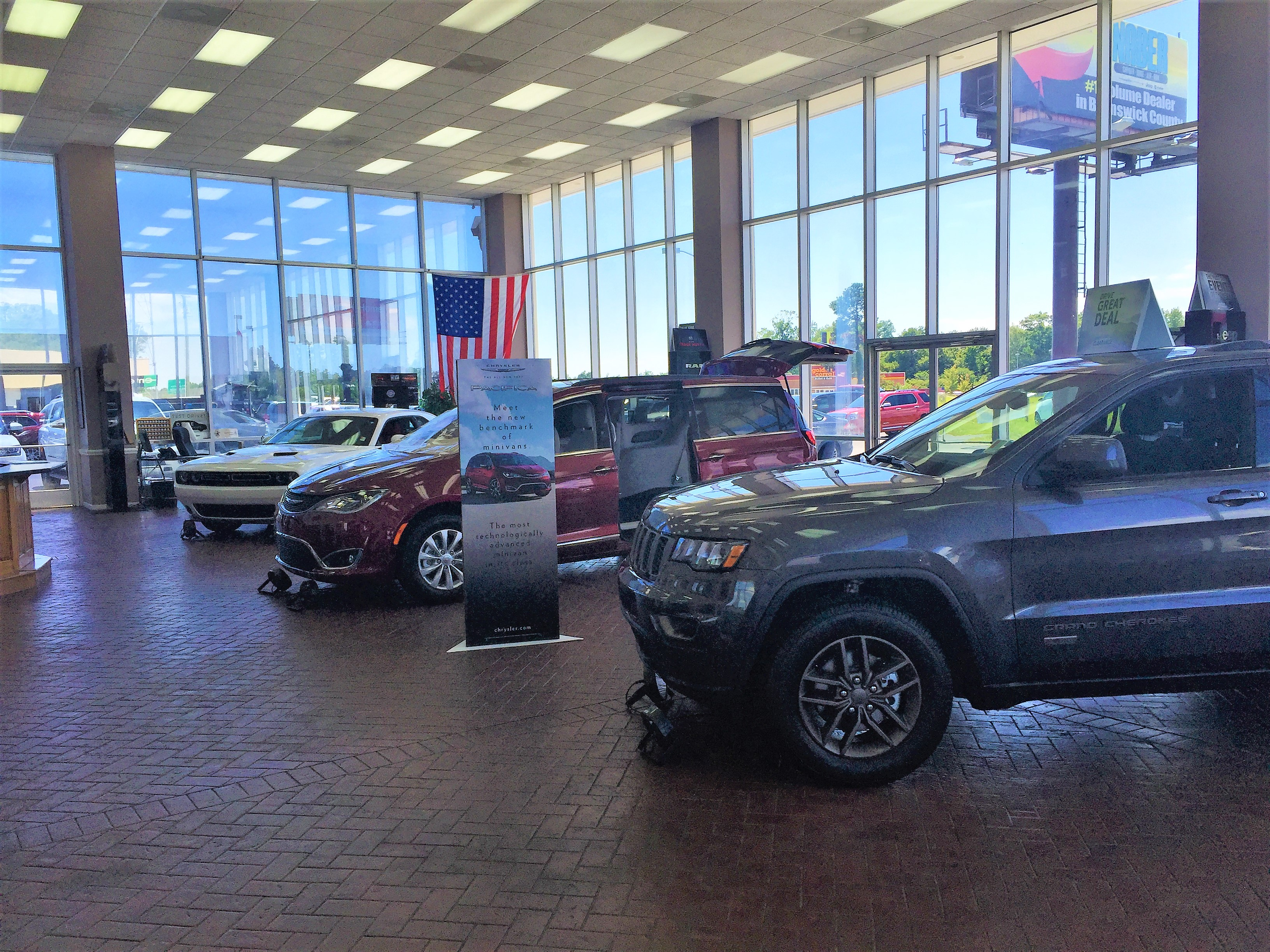 Victory Chrysler Dodge Jeep Ram - Car Dealer - Shallotte, NC 28470