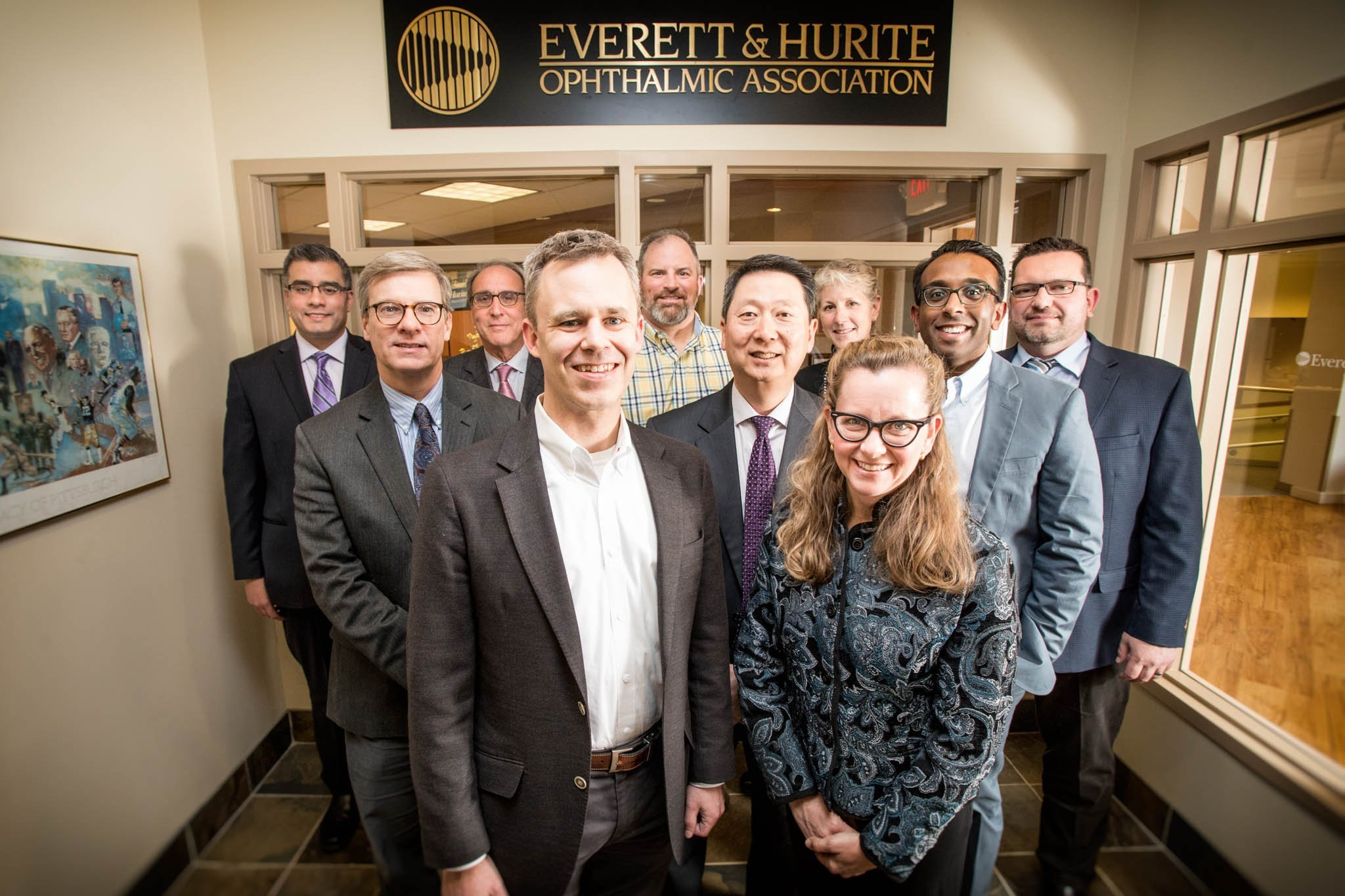 Everett & Hurite Ophthalmic Association image 0