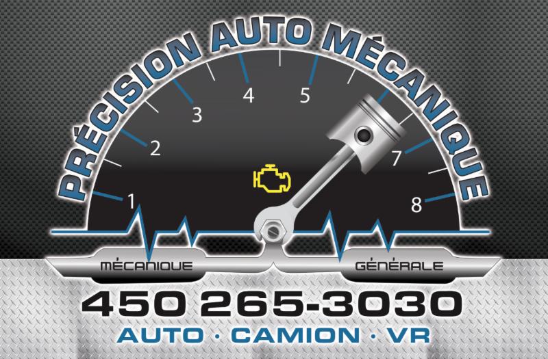 Précision Auto Mécanique