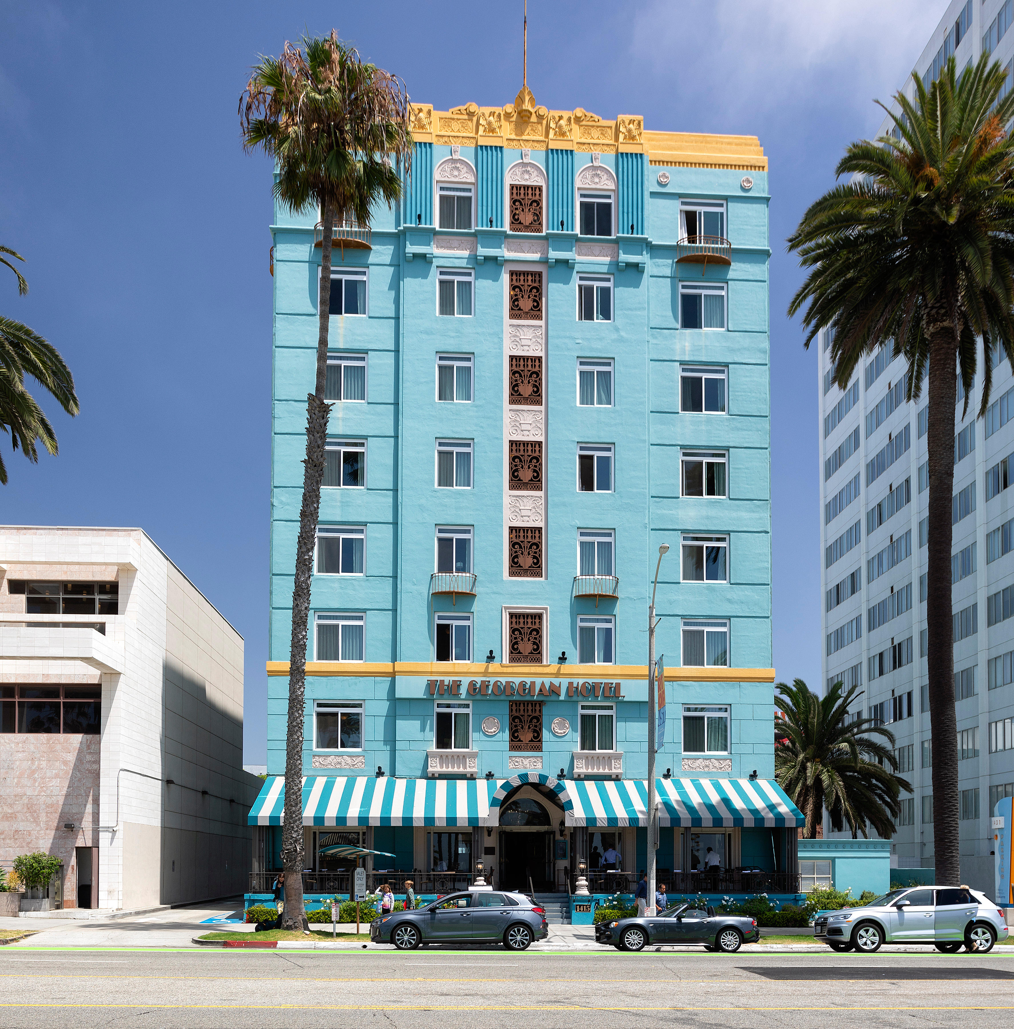 The Georgian Hotel in Santa Monica, CA, photo #10