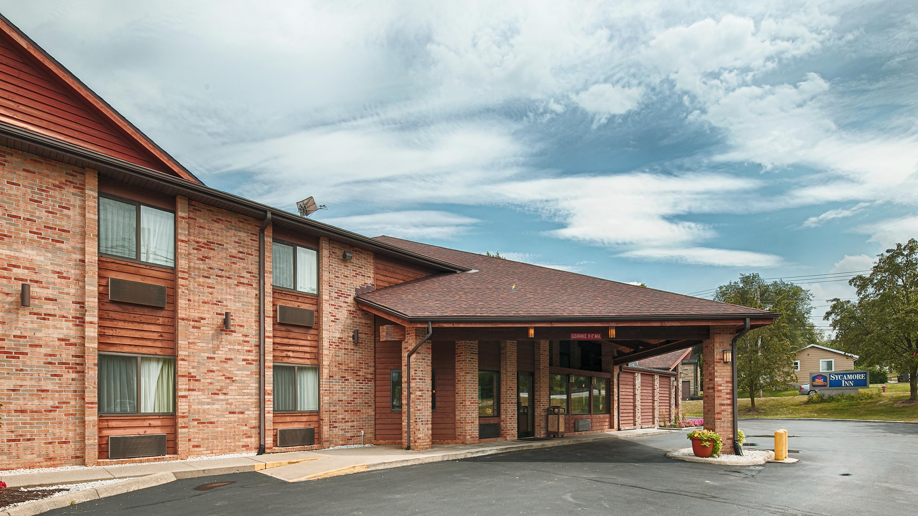 best western sycamore inn in oxford oh whitepages On best western oxford ohio