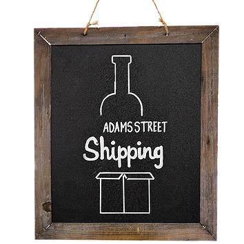 Adams Street Shipping
