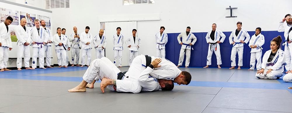 Morumbi Jiu Jitsu & Fitness Academy - Ventura image 14