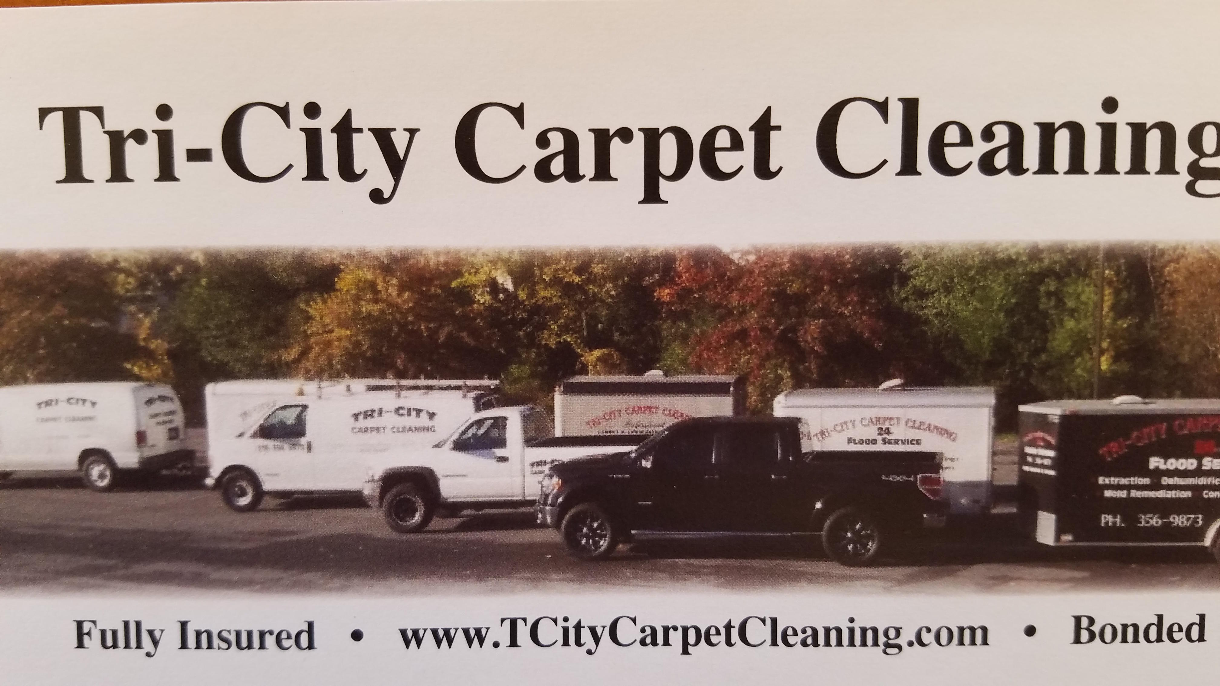 TRI-CITY CARPET CLEANING image 1
