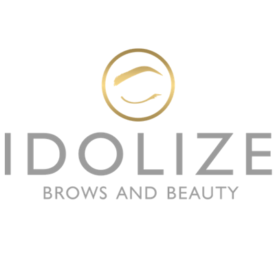 Idolize Brows and Beauty at Dilworth Logo