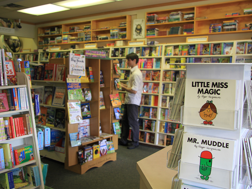 Tanner's Books in Sidney