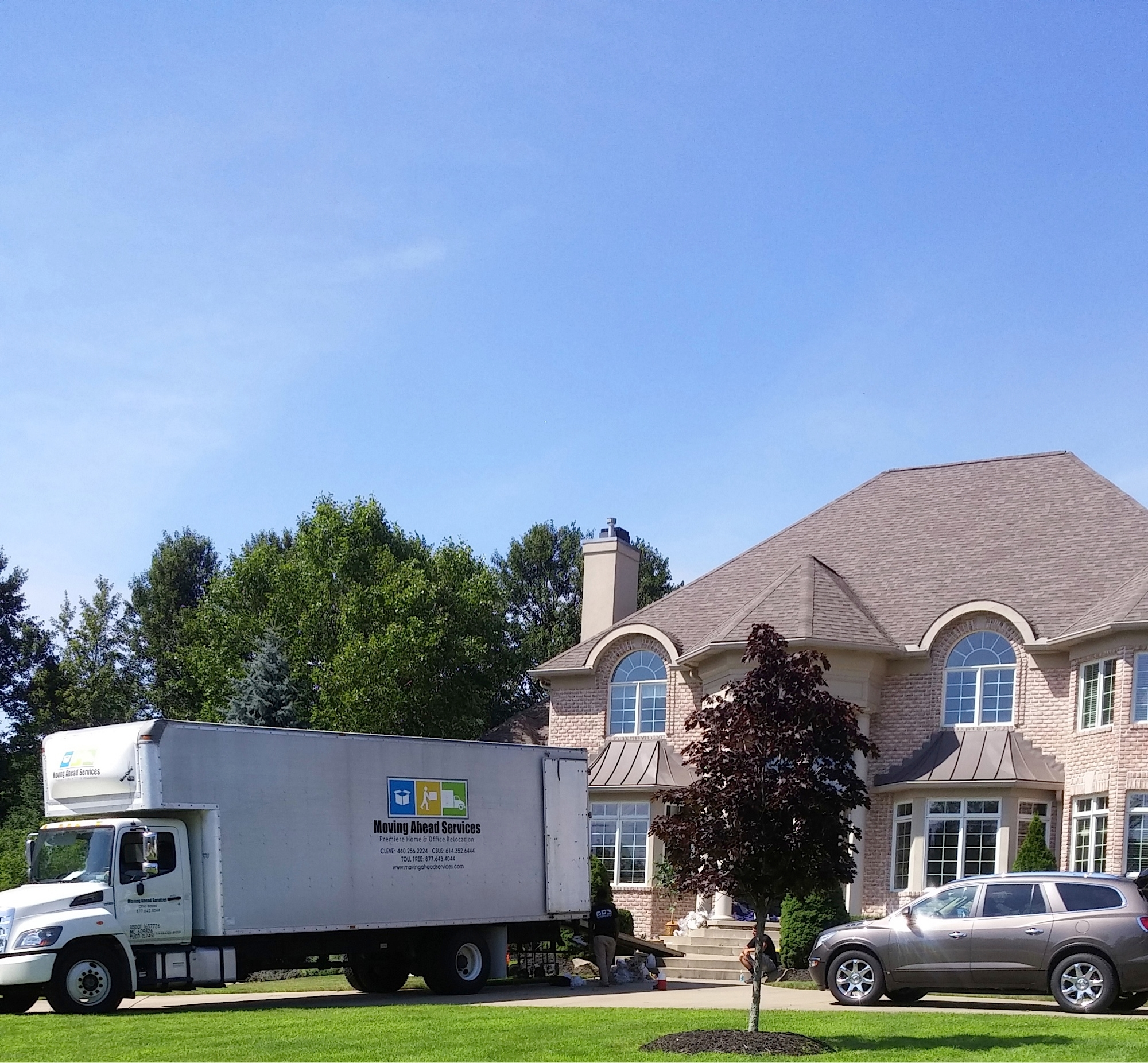 Moving Ahead Services At 3883 Business Park Dr Columbus