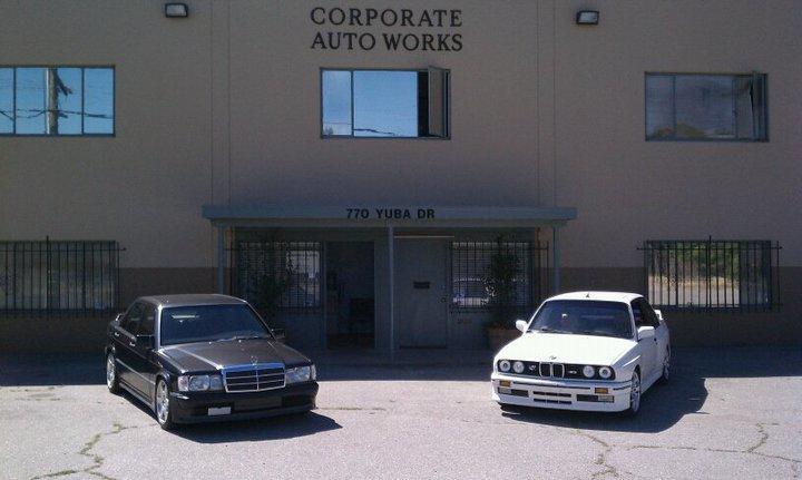 Corporate Auto Works image 0