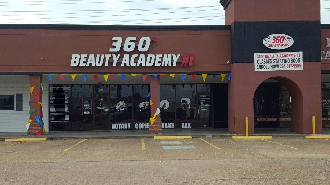 360 Degrees Beauty Academy #1 image 3