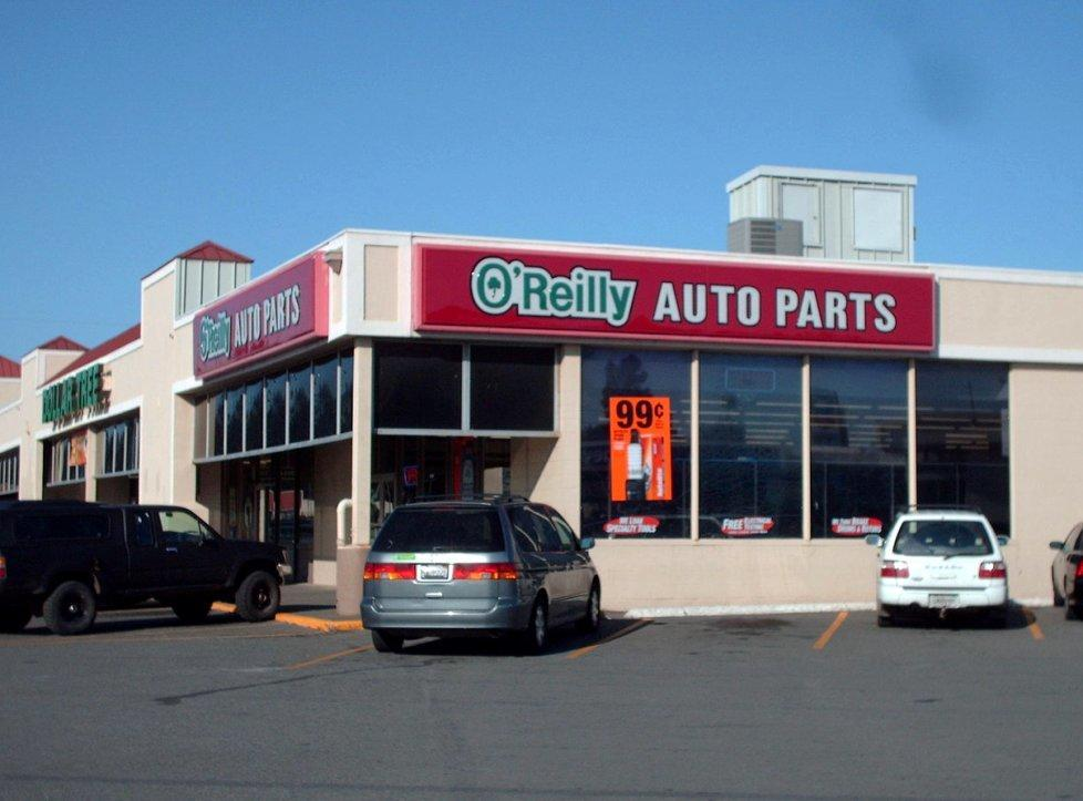 o 39 reilly auto parts at 905 northcrest drive crescent city ca on fave. Black Bedroom Furniture Sets. Home Design Ideas
