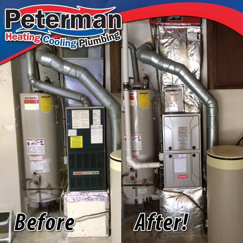 Peterman Heating, Cooling & Plumbing Inc. image 3