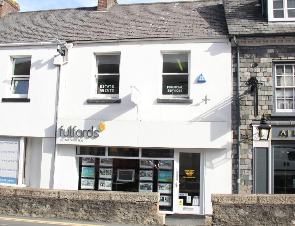 Fulfords Closed Estate Agents In Plymouth Pl7 2aa