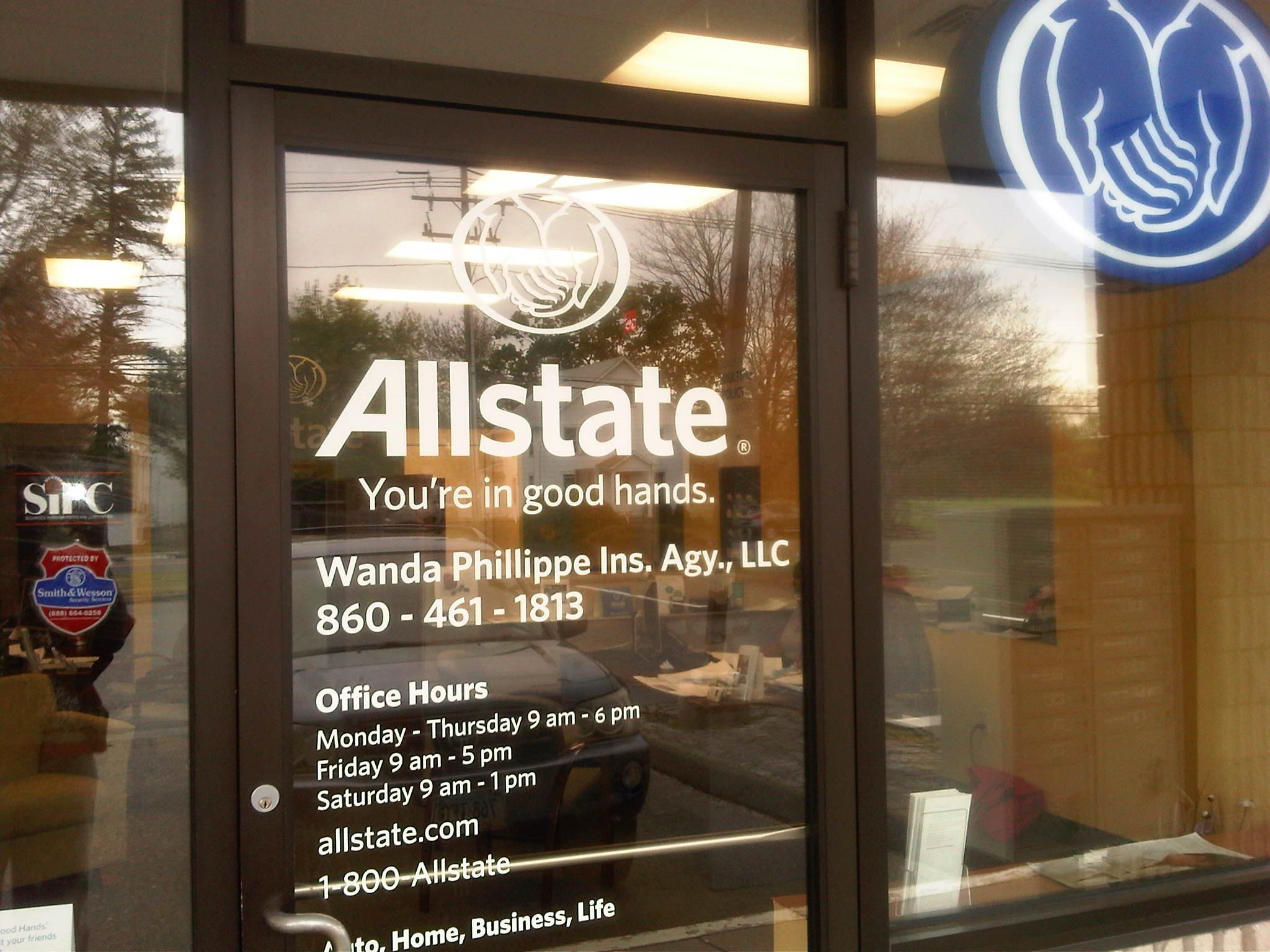 Hartford Life Insurance Quotes Allstate Insurance Agent Wanda Phillippe  Insurance Agency