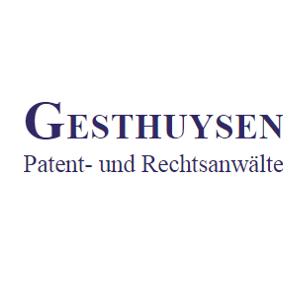 GESTHUYSEN Patent- und Rechtsanwälte