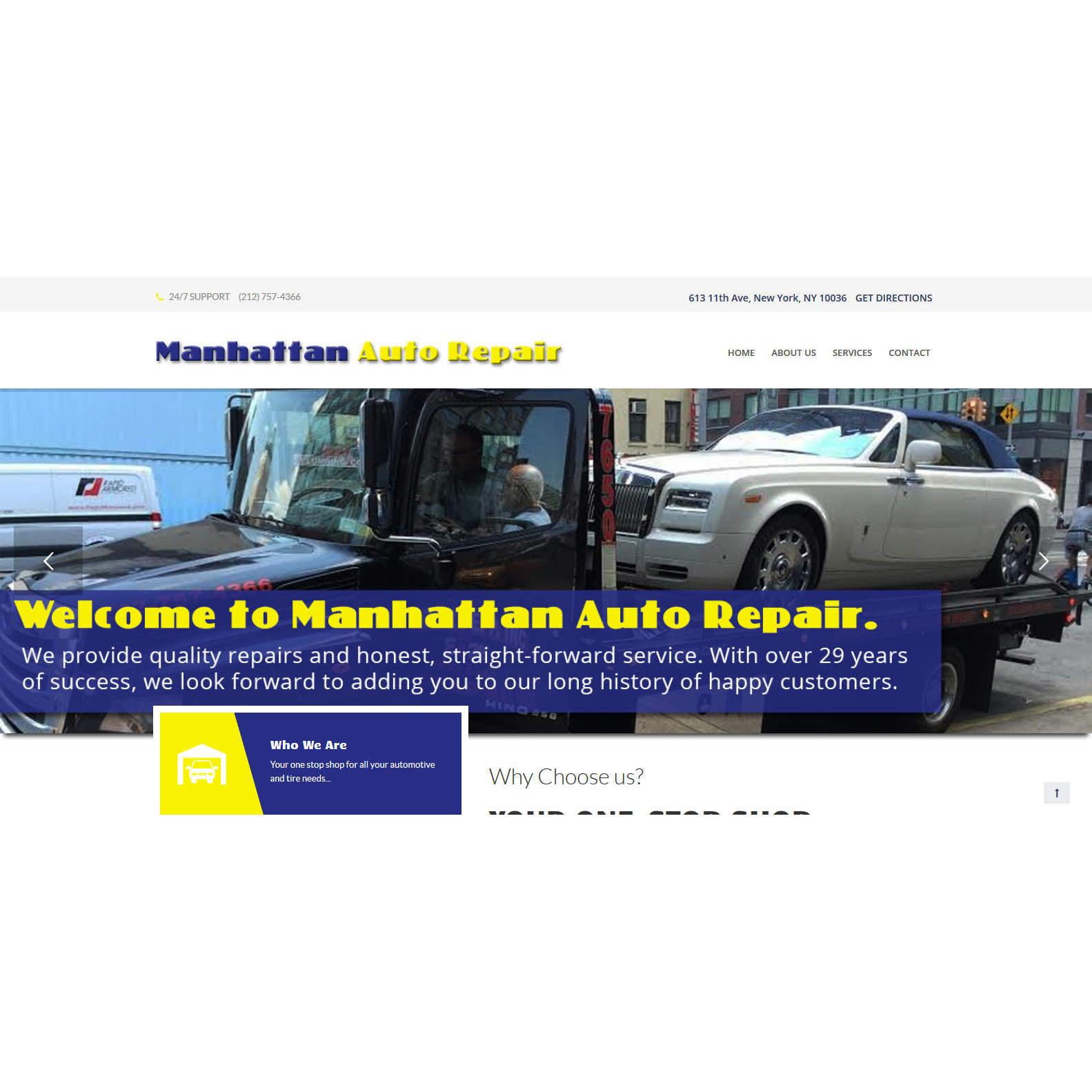 Manhattan Auto Repair