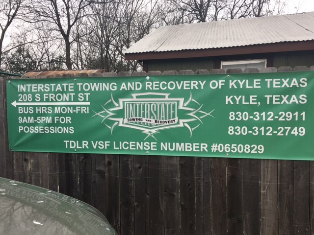 Interstate Towing & Recovery of Kyle image 0
