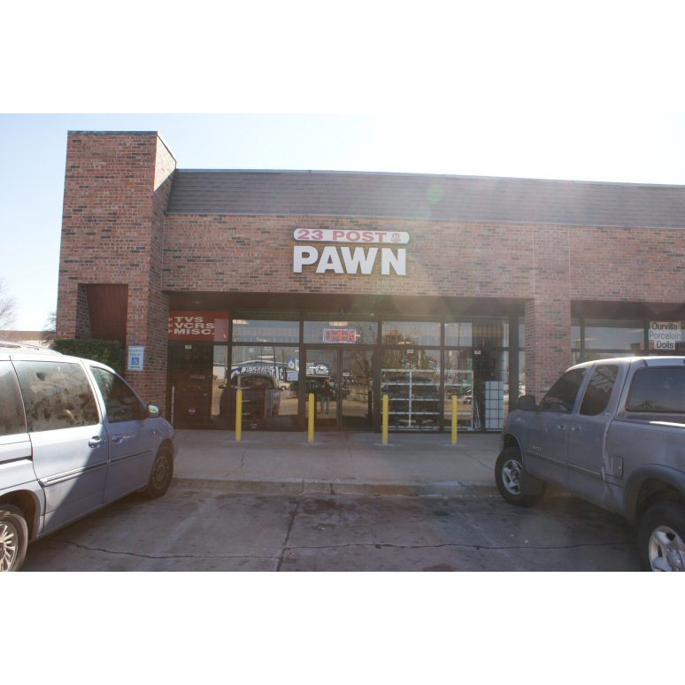 23 Post Pawn - Midwest City, OK - Pawnshops