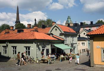 Västerås Old Town