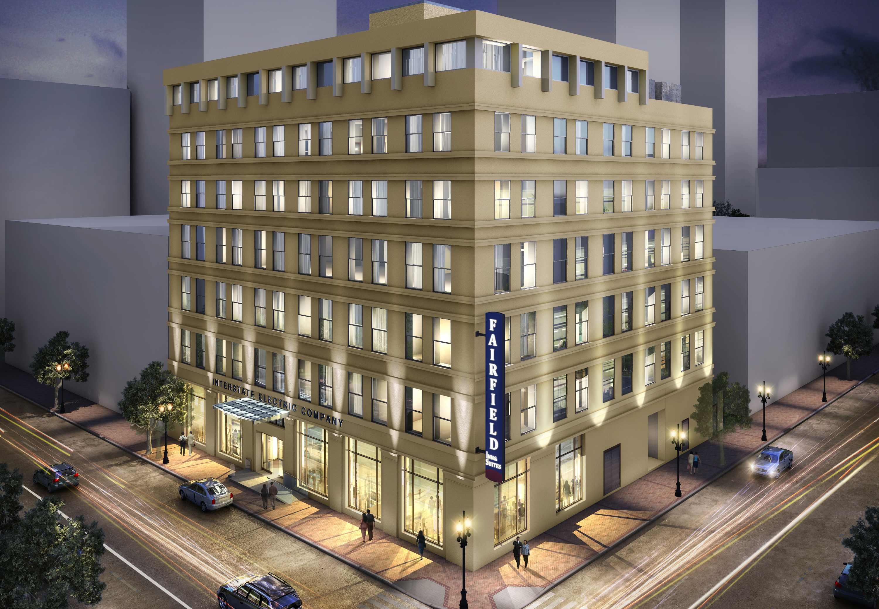 Fairfield Inn & Suites by Marriott New Orleans Downtown/French Quarter Area image 0