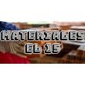 MATERIALES EL 15