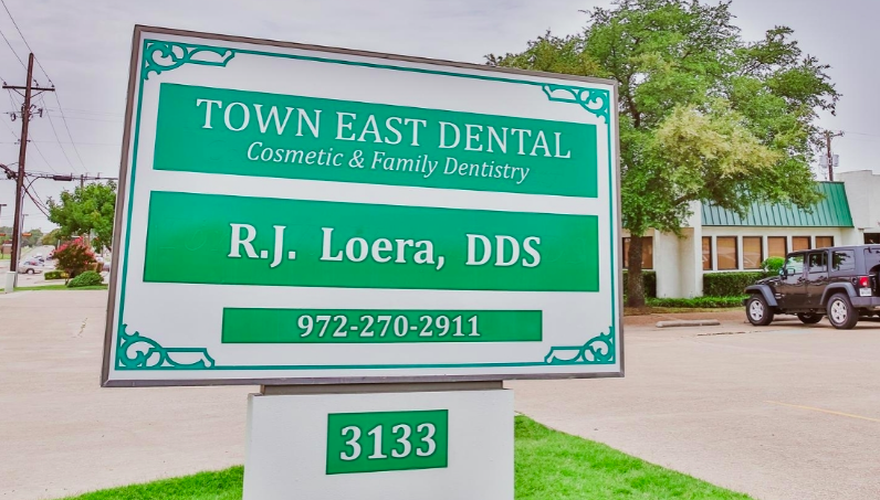 Town East Dental Group
