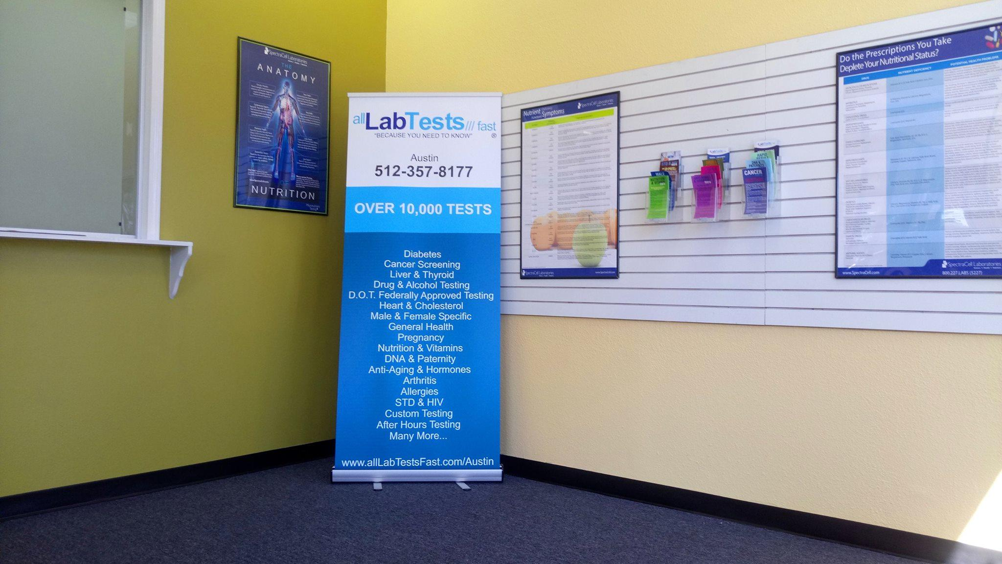 All Lab Tests Fast