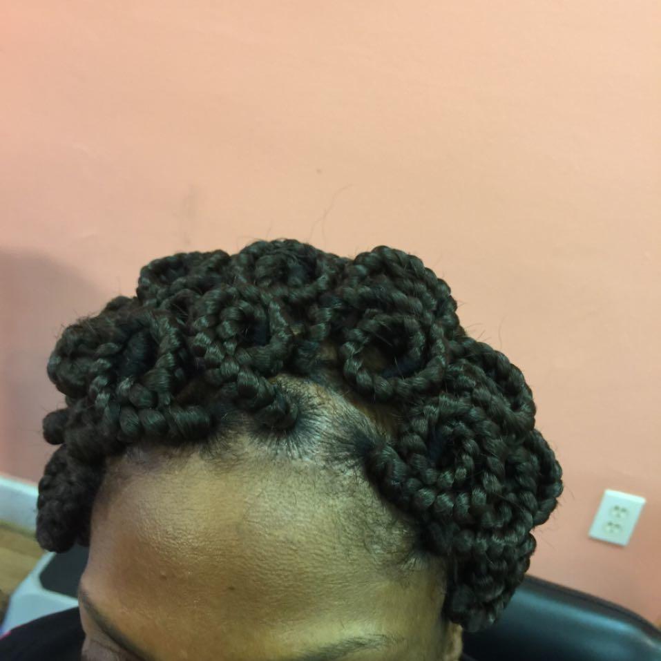 Aisha Hair Braiding image 54