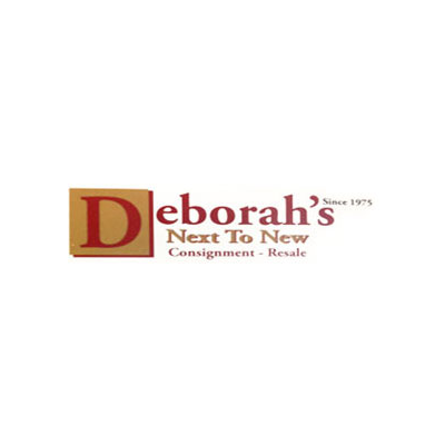 Deborah's Next To New