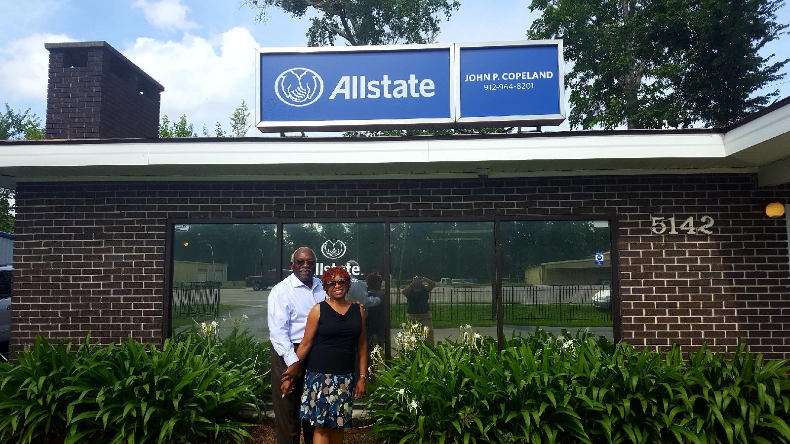 John Copeland: Allstate Insurance