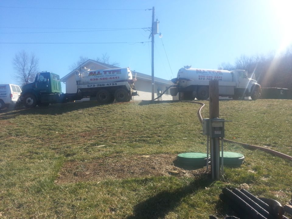 All Type Septic Pumping & Aeration Service LLC image 4