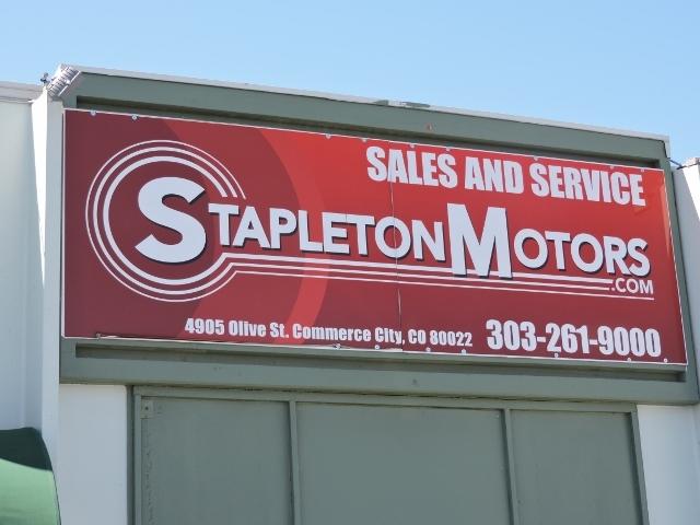 Stapleton Motors image 91