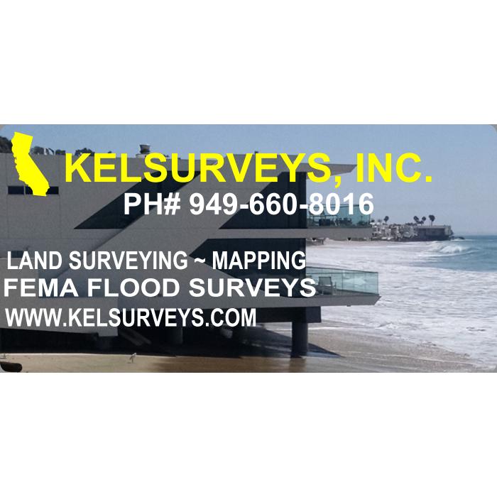 Kelsurveys, Inc - Santa Ana, CA - Surveyors