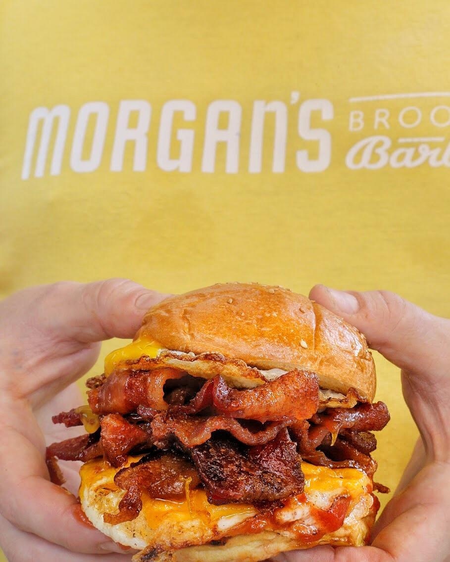 Morgan's Barbecue image 0
