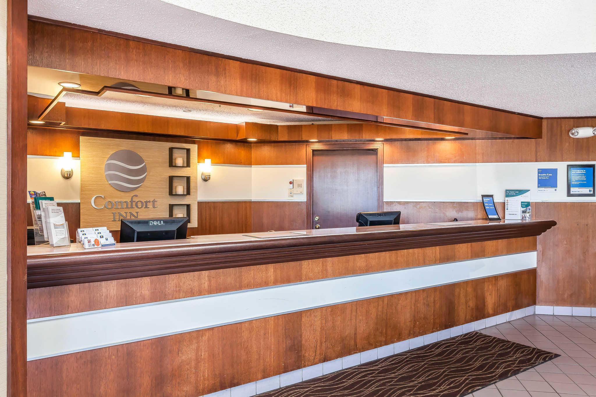 Comfort Inn - Hall of Fame image 4