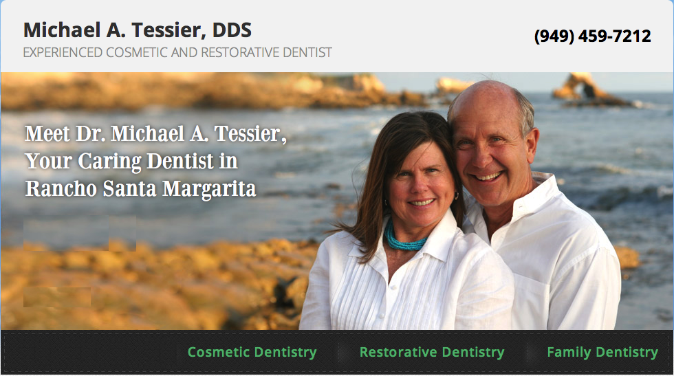 Michael A. Tessier, DDS - ad image