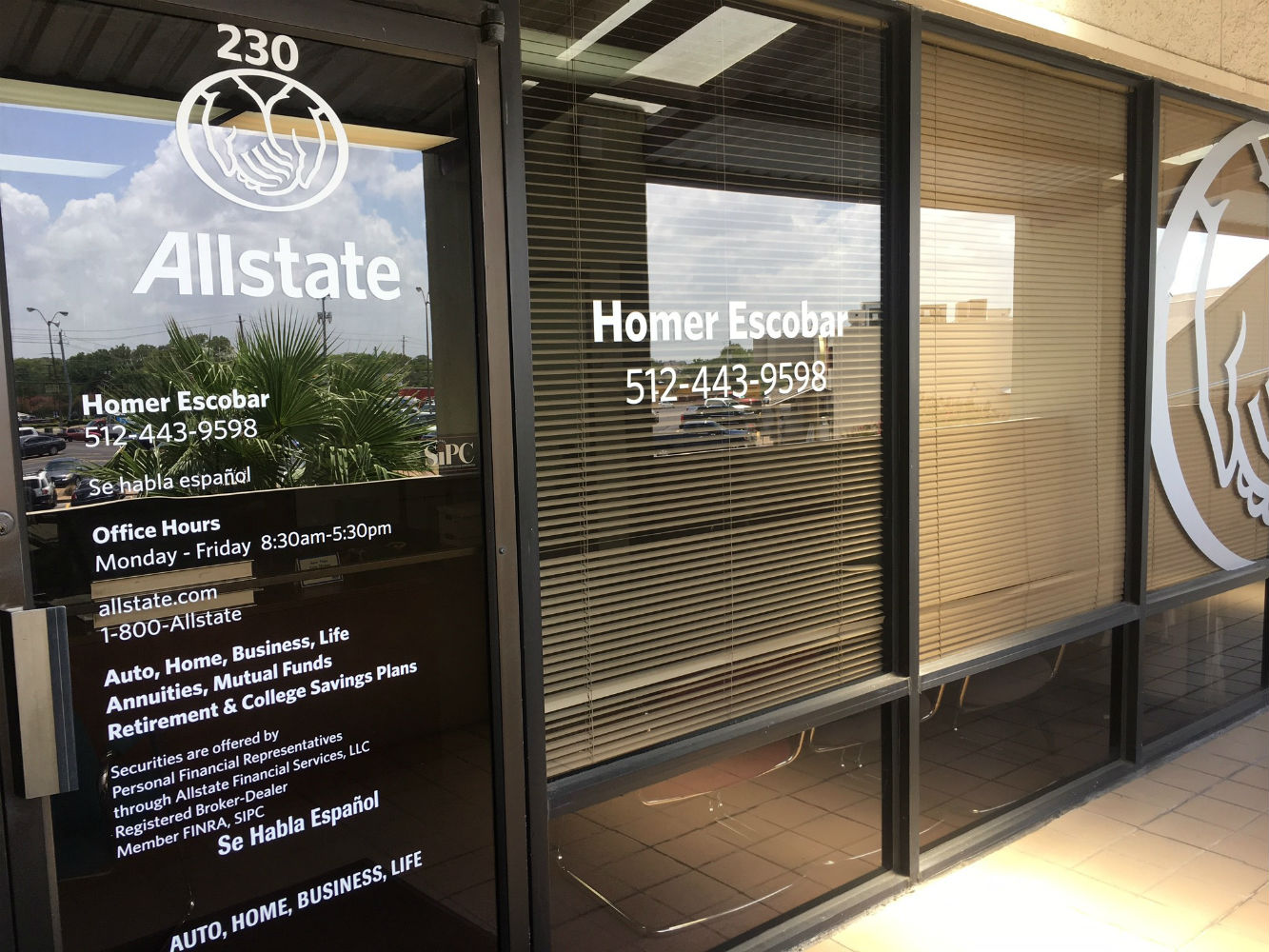 Homero Escobar: Allstate Insurance