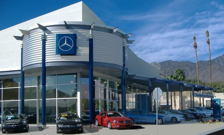 Mercedes-Benz of Palm Springs image 4