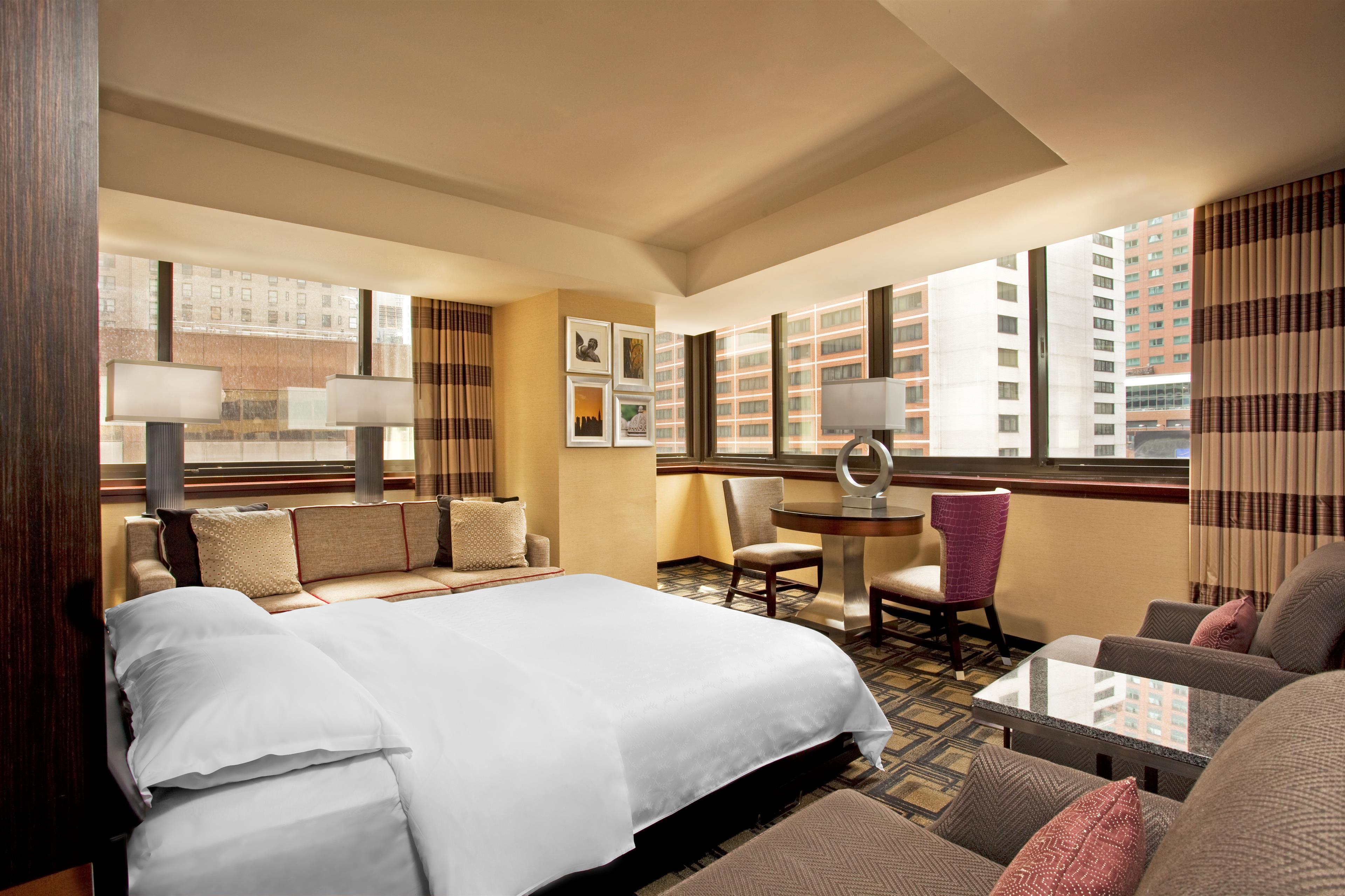 Sheraton New York Times Square Hotel image 1