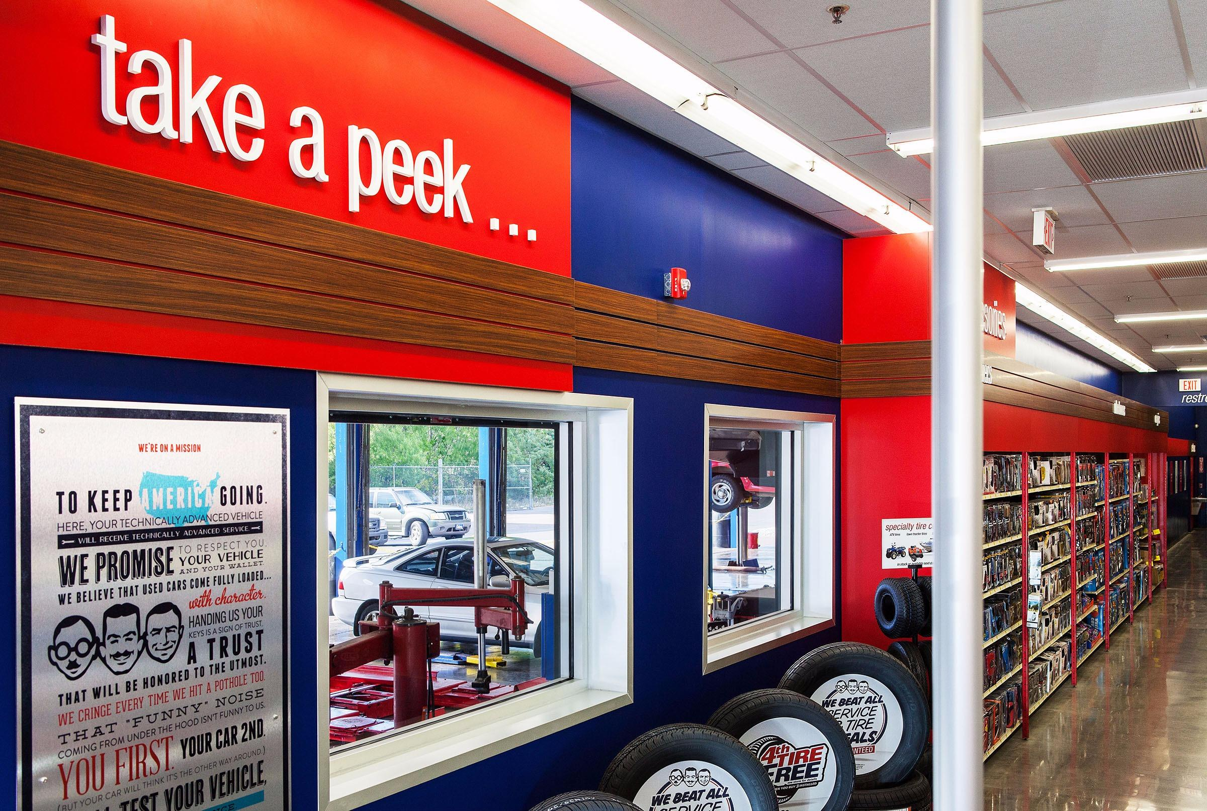 Pep Boys Auto Parts & Service image 9