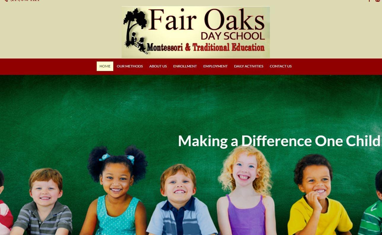 Fair Oaks Day School image 0