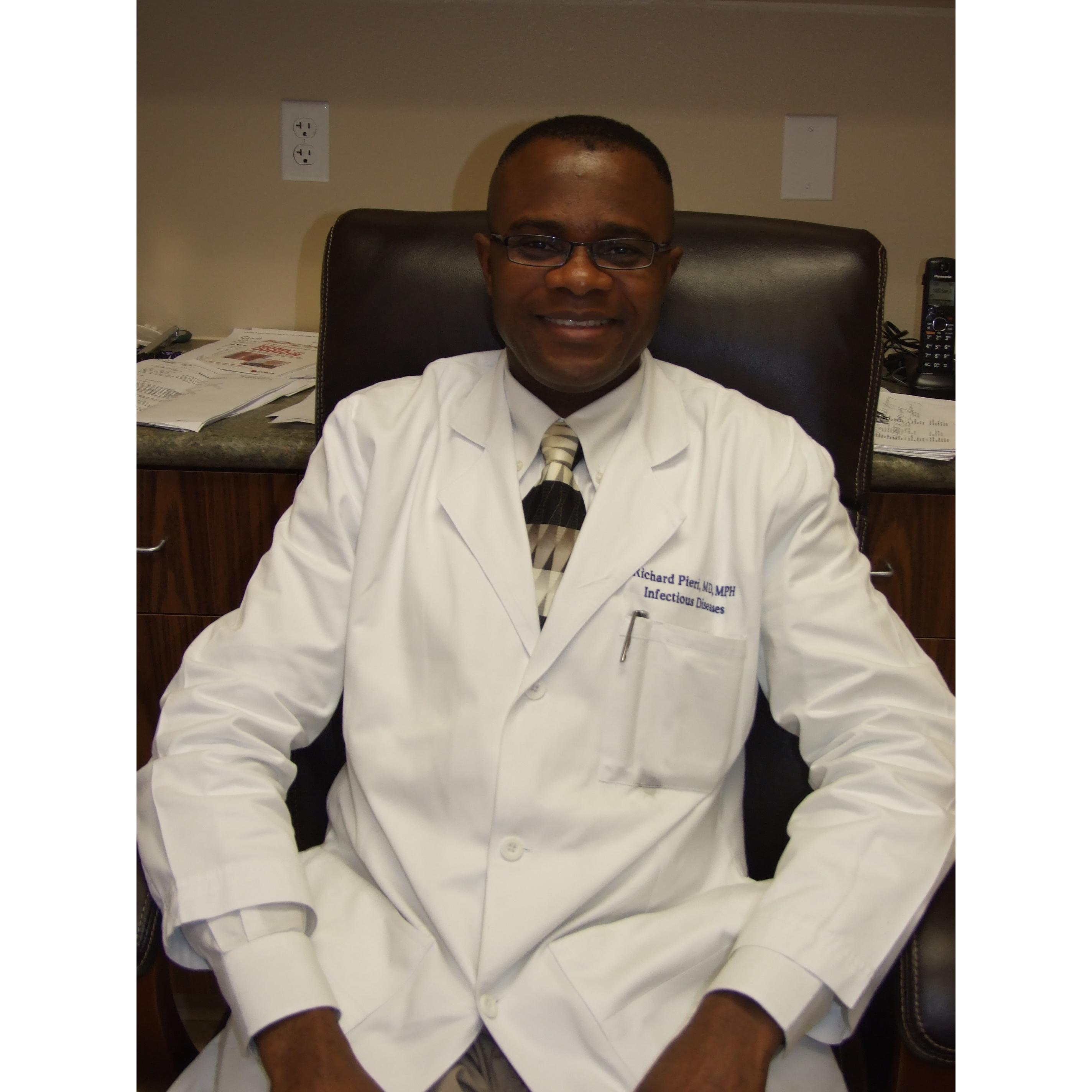 Dr. Richard E Pieri, MD