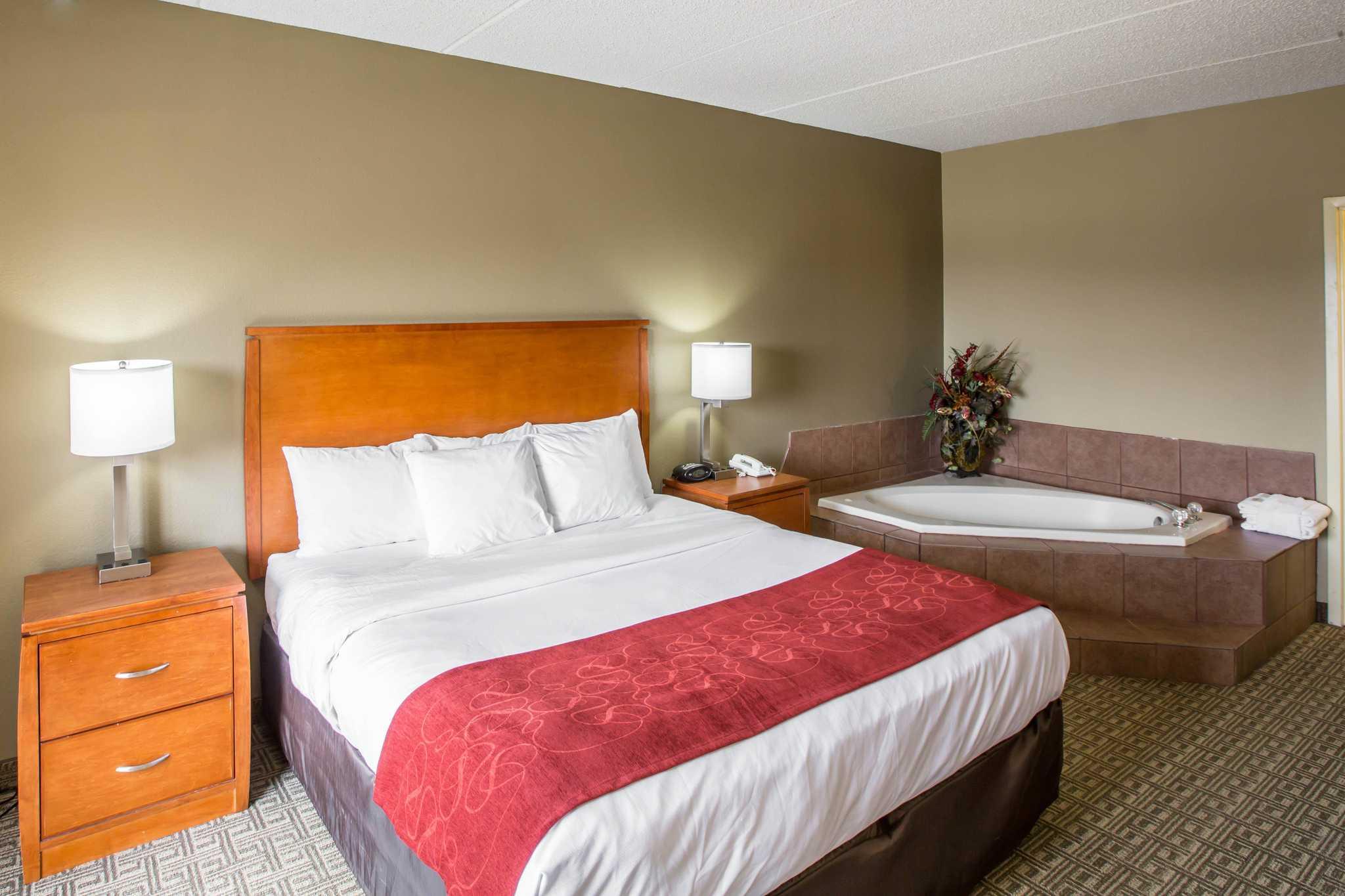 Comfort Suites Mountain Mile Area image 26