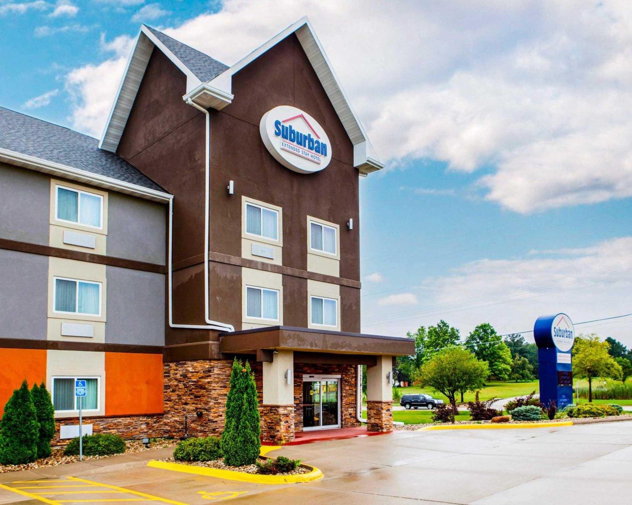 Suburban Extended Stay Hotel Cedar Falls Ia